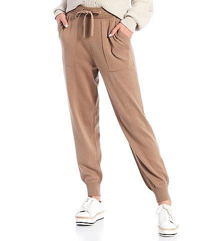 Splendid Drawstring Front Ankle Length Talia Sweater Joggers