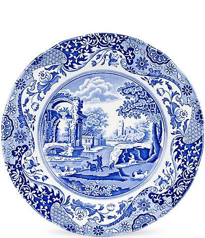 Spode Blue Italian Dinner Plate