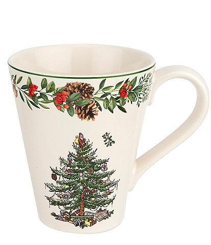 Spode Christmas Tree 2021 Annual Mandarin 14-oz Mug