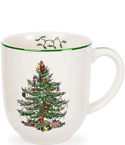 Spode Christmas Tree China 14-oz. Cafe Mug