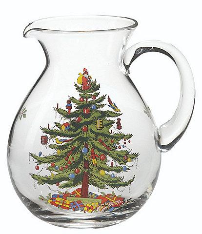 Spode Christmas Tree Pitcher