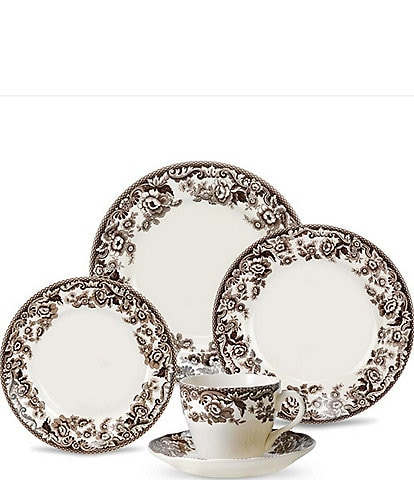 Spode Festive Fall Collection Delamere 5-Piece Dinnerware Setting