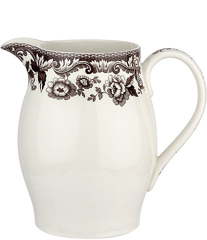 Spode Festive Fall Collection Delamere Pitcher