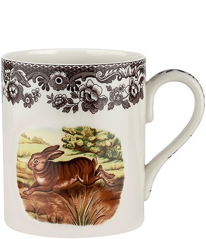 Spode Festive Fall Collection Woodland Rabbit Mug