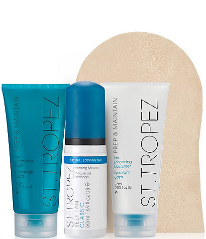 St Tropez Self Tan Classic Starter Kit
