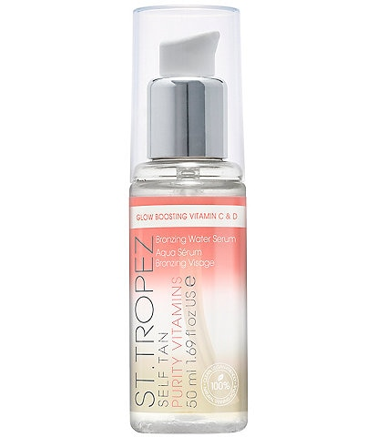 St Tropez Self Tan Purity Vitamins Face Serum