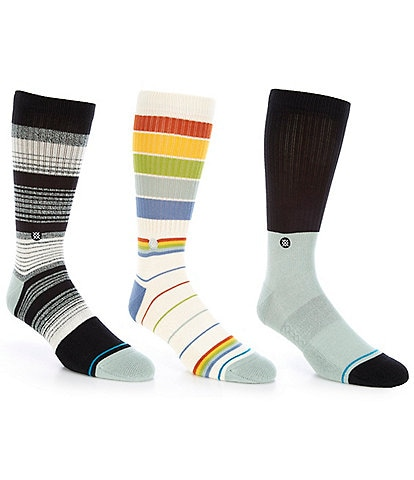 Stance Badwater Crew Socks 3-Pack