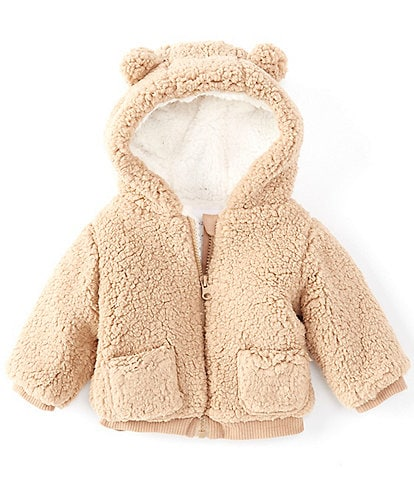 Starting Out Baby 3-24 Months Bear Hood Coat