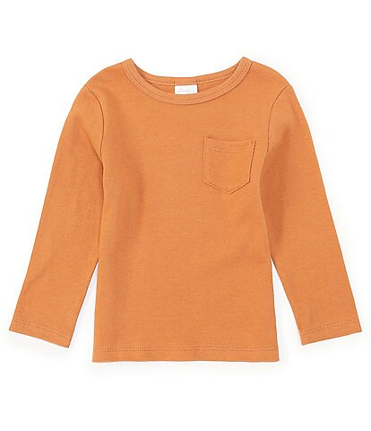 Starting Out Baby 12-24 Months Long-Sleeve Basic Tee