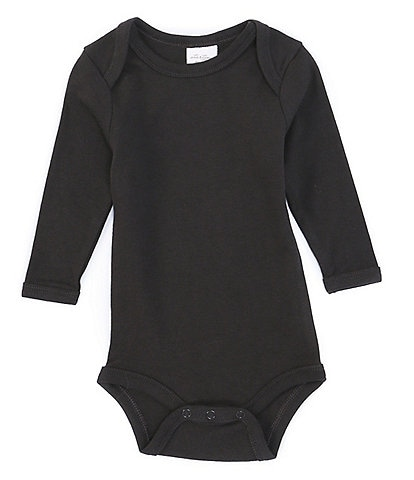 Starting Out Baby 3-9 Months Long-Sleeve Basic Bodysuit