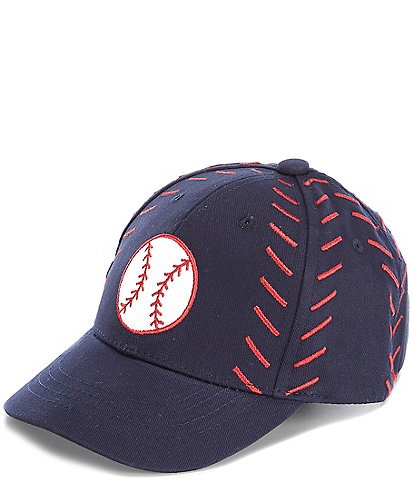 Starting Out Baby Boys Baseball Hat