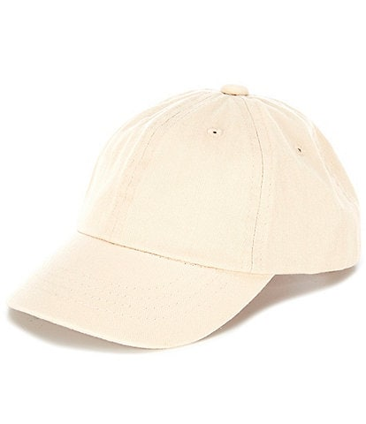 Starting Out Baby Boys Twill Baseball Hat