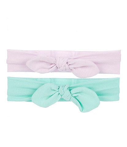 Starting Out Baby Girls 2-Pack Knotted Headband