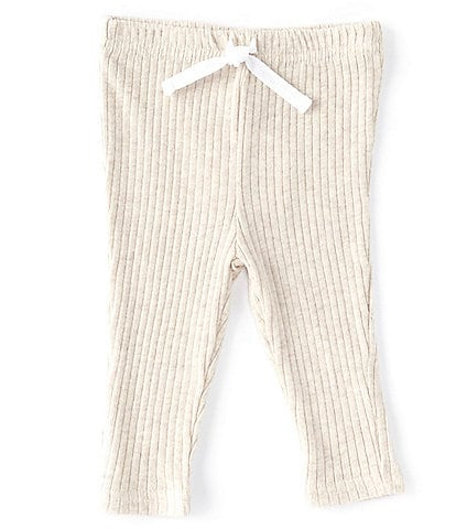 Starting Out Baby Girls 3-24 Months Ribbed Leggings