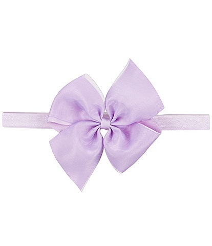 Starting Out Baby Girls Loop Bow Headband