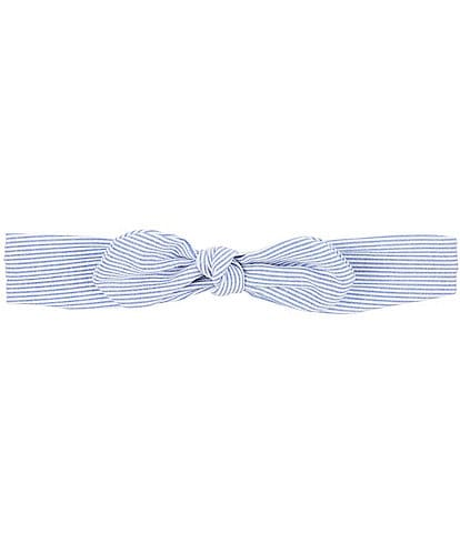Starting Out Baby Girls Stripe Knotted Headband