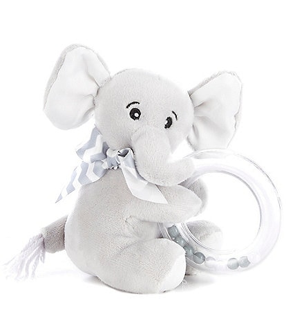 Starting Out Lil Spout Plush Elephant and Shaker Baby Rattle