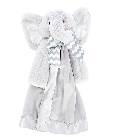 Starting Out Lil Spout Plush Elephant Snuggler Security Blanket