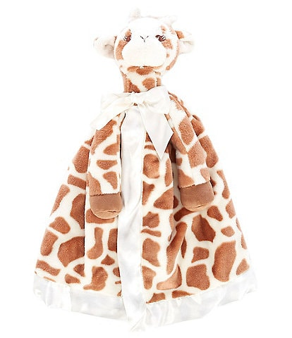 Starting Out Patches Plush Giraffe Snuggler Security Blanket