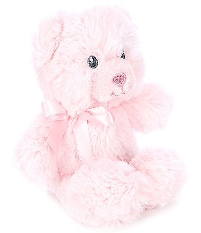Starting Out Pink Bear Baby Rattle