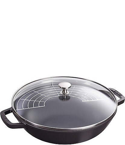 Staub Cast Iron 4.5-QT Perfect Pan