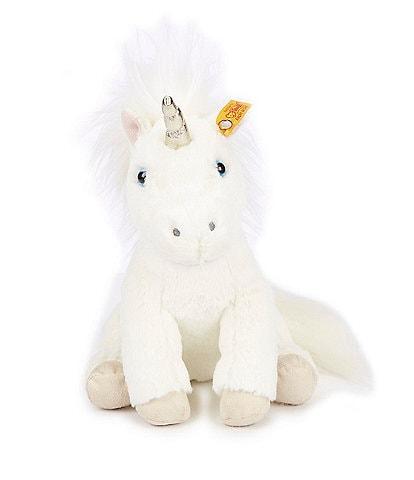 Steiff 10#double; Floppy Unica the Unicorn Plush
