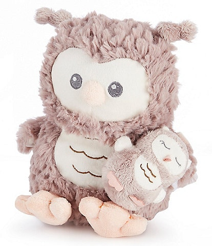 Steiff Ollie Owl Music Box Plush - 8#double;