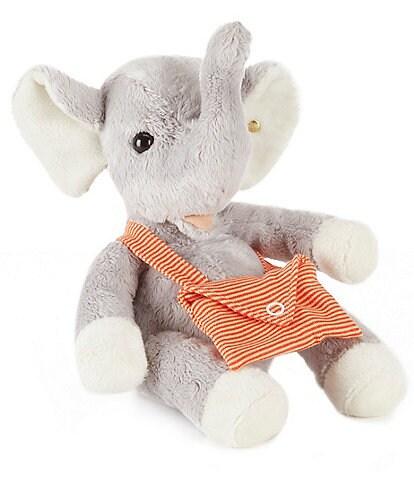 Steiff 10.2#double; Plush Poppy Elephant