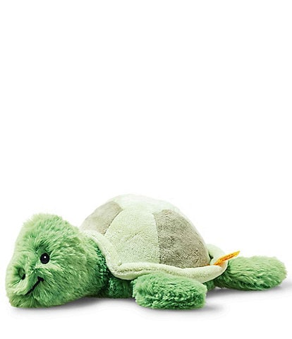 Steiff Tuggy Tortise Soft Cuddly 11#double; Plush