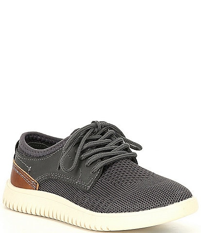 Steve Madden Boys' B-Dawes Lace-Up Oxford Sneaker (Youth)