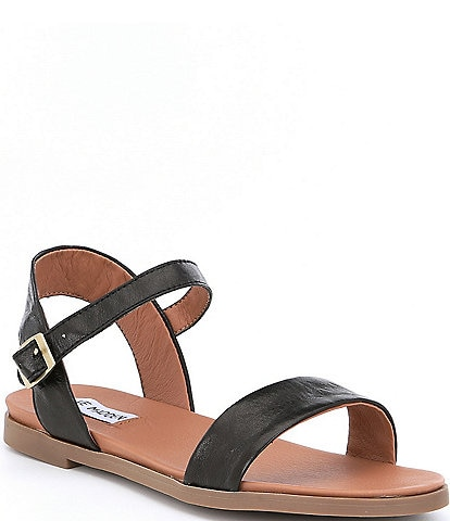Steve Madden Dina Leather Banded Sandals