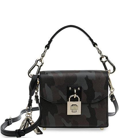 Steve Madden Esther Camo Box Bag