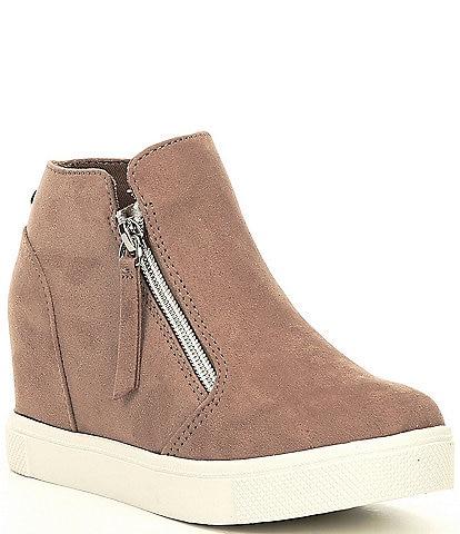Steve Madden Girls' J-Caliber Wedge Sneakers (Youth)