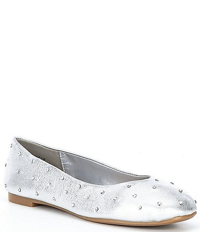 Steve Madden Girls' J-Nellie Dress Flats (Youth)