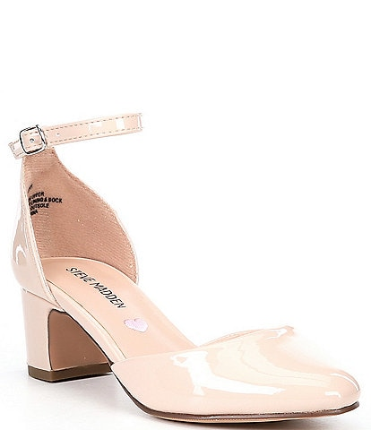 Steve Madden Girl's J-Prettyy Patent Dress Shoes (Youth)
