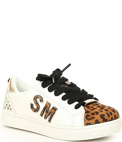 Steve Madden Girls' J-Razz Lace-Up Sneakers (Youth)