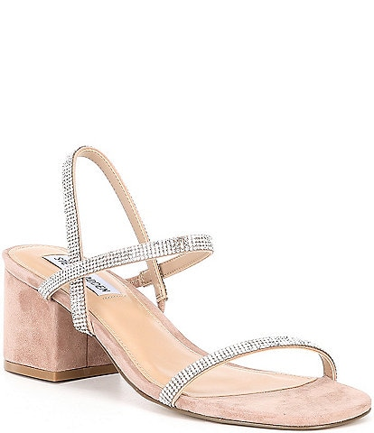 Steve Madden Inessa Rhinestone Dress Sandals