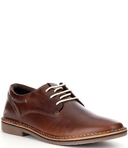 Steve Madden Men's Harpoon Leather Oxfords