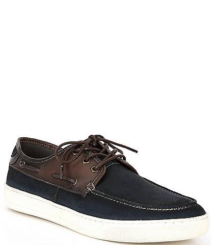 Steve Madden Men's Listonn Boat Shoes