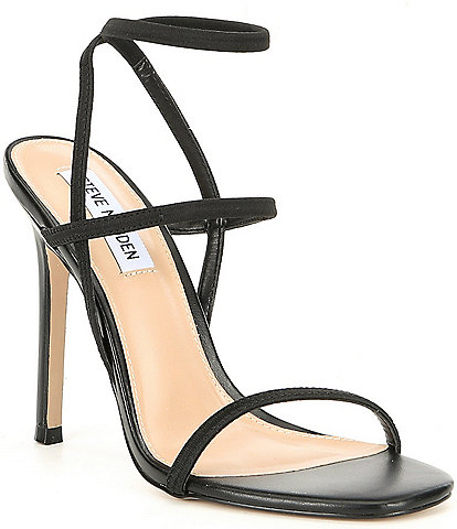 Steve Madden Nectur Strappy Stiletto Sandals