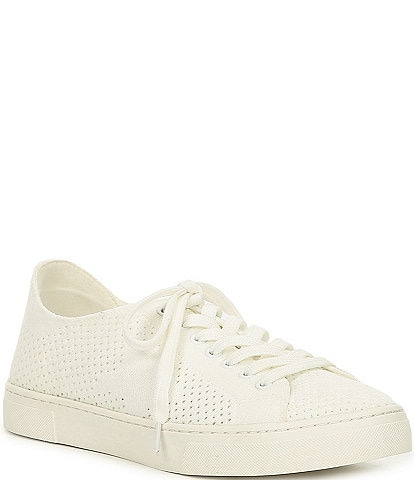 Steve Madden Ranks Knit Star Lace-Up Sneakers