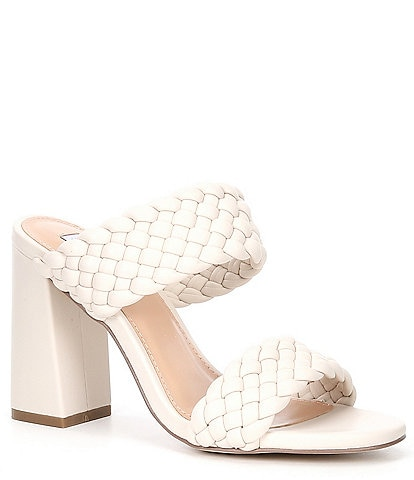 Steve Madden Tangle Woven Dress Sandals