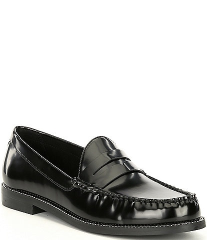 Steve Madden Taylored-S Studded Loafers