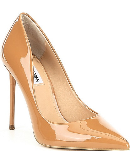Steve Madden Vala Patent Stiletto Pumps