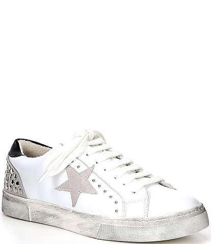Steven New York Rubie Mixed Media Sneakers