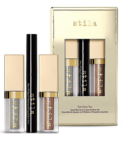 Stila Eye Dare You Liquid Eye Liner & Eye Shadow Set