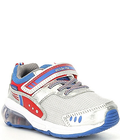 Stride Rite Boys' Blast Off Made2Play Light Up Washable Sneakers (Toddler)
