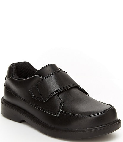 Stride Rite Boys' Laurence Leather SR Alternative Closure Shoes (Youth)