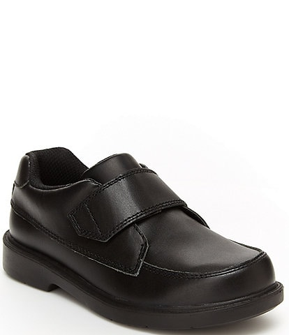 Stride Rite Boys' Laurence SR Leather Alternative Closure Shoes (Toddler)