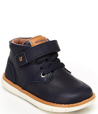 Stride Rite Boys' Quinn SRT Leather Boots (Infant)